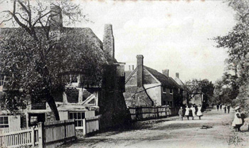 The Cross keys between 1902 and 1911 [Z1130/127]